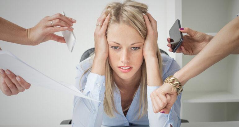 Lo Stress e le Preoccupazioni