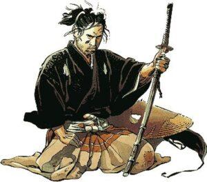 Il Samurai e il Maestro Zen