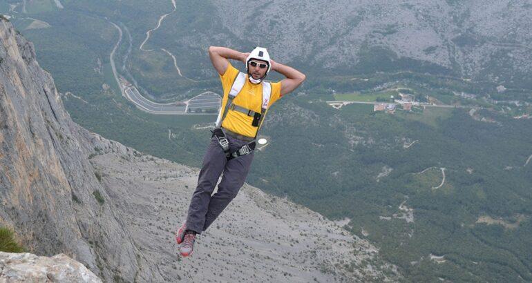 Saltare Nel Vuoto